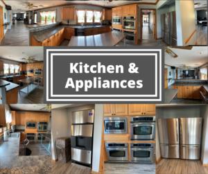 Park Place Community Center - Kitchen & Appliances Photos
