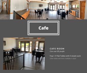 Park Place Community Center - Cafe Photos