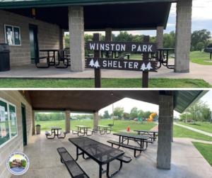 Winston Park Shelter - #1